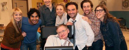 L'ultimo saluto Nerd a Stephen Hawking
