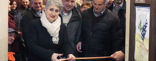 """Inaugurazione mostra """"Da Noè alle Bollicine"""""""