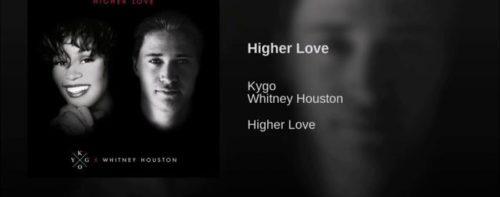 Grazie al DJ Kygo, Whitney Houston rivive!