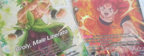 Dragon Ball Super Card Game: Diventa anche tu un Super Saiyan!