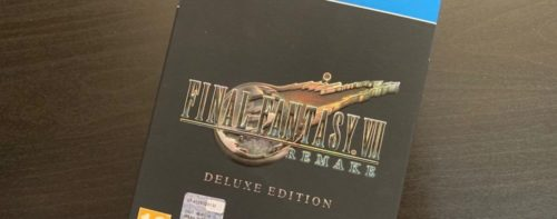 La Deluxe Edition di Final Fantasy VII Remake: ripaga l'attesa!
