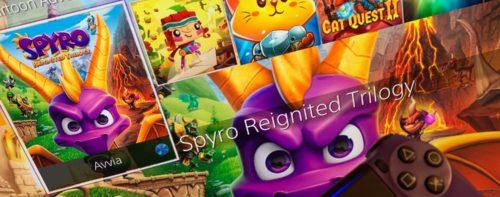Spyro Reignited Trilogy: il remake dei primi tre giochi del draghetto viola!