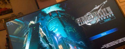 Un'ora di Final Fantasy VII Remake grazie alla Demo!