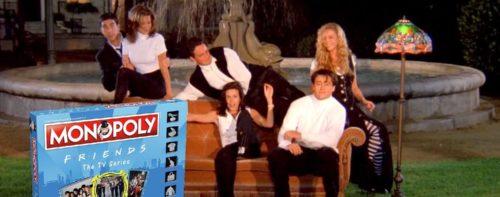Passa una serata perfetta fra amici con il Monopoly di Friends!