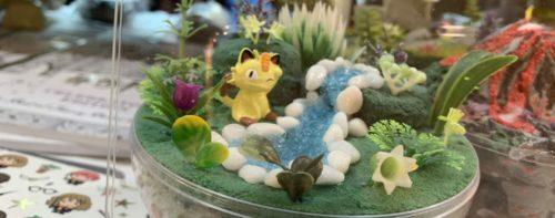Diorami Pokémon: le Pokéball a cielo aperto