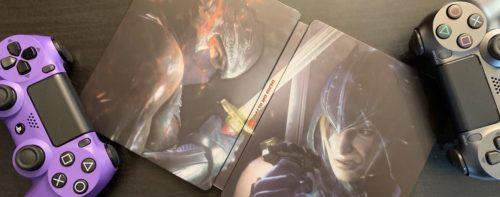 La mia prima Steelbook: Dead or Alive 6!
