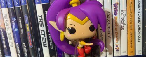 Il Funko Pop di Shantae: ma quanto è bello?!?