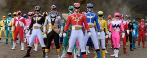 Power Rangers: la serie TV che portò Super Sentai in Occidente