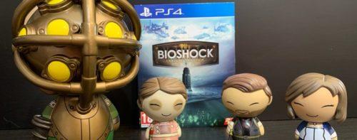 I Dorbz di BioShock: un Big Daddy per amico