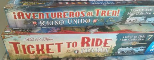 Ticket To Ride: collega le città con il tuo treno!