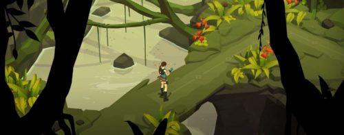 Il Trofeo Platino di Lara Croft GO: in una notte è fatta!