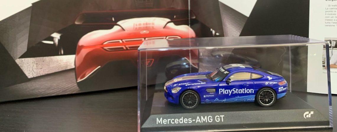 La Collector's Edition di Gran Turismo Sport: fate ruggire i motori!