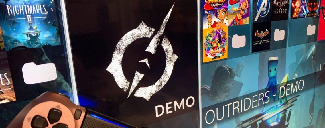 Proviamo la Demo di Outriders!