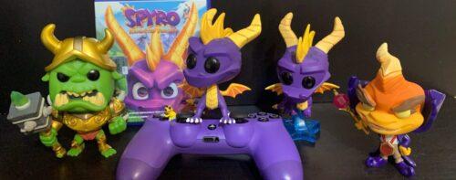I Funko Pop di Spyro: conoscete tutti i segreti?