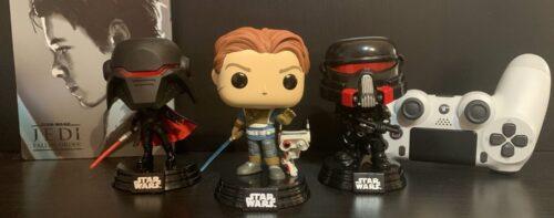 I Funko Pop di Star Wars Jedi: Fallen Order – Sith VS Jedi