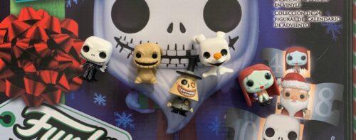 Il Pop Calendario dell'Avvento di Nightmare Before Christmas: l'unboxing è finito!